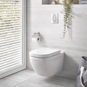 Grohe Solido Euro / Arena Complete WC 5 in 1 Pack