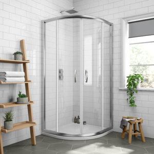 Newark Quadrant Shower Enclosure
