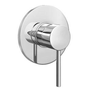 Cruze Modern Concealed Manual Shower Valve – Chrome