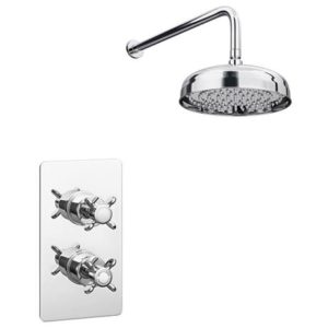 Astoria Traditional Concealed Shower Valve