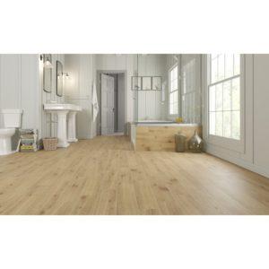 Timber Effect Dark Beige Floor And Wall Tile