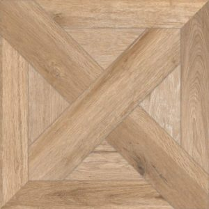 Chateau Oak Wood Effect Porcelain Floor Tile